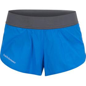 Peak Performance W's Accelerate Shorts English Blue